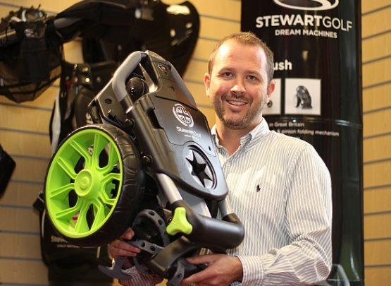 Stewart Golf R1 Push