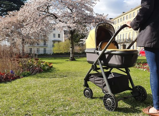ark pushchair