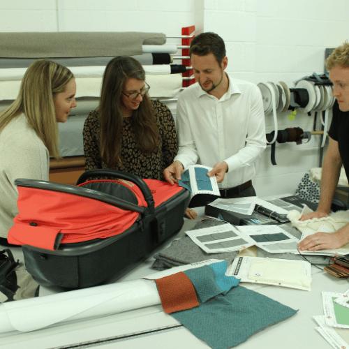 D2m textile sampling and costing
