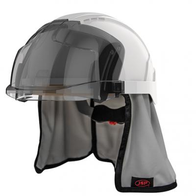 JSP EVO Neck Cape and Helmet